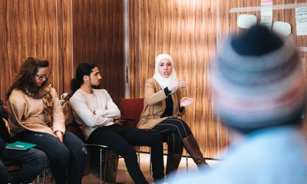 Learning Ecosystems: Reimagining Higher Education Access for Refugees