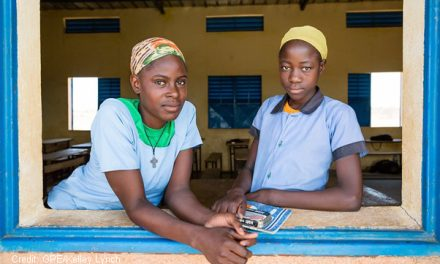 Helping Current and Future Adolescent Girls Requires Bailing Out the Boat but Also Fixing the Hole