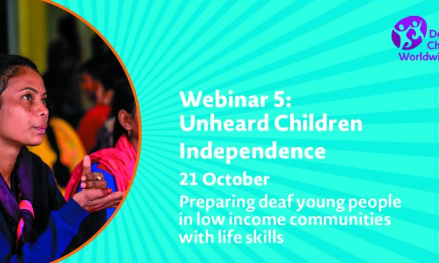 Independence – exploring our Unheard Children