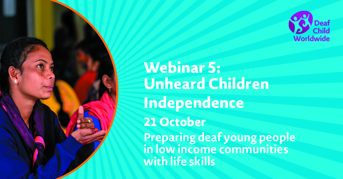 Independence - exploring our Unheard Children