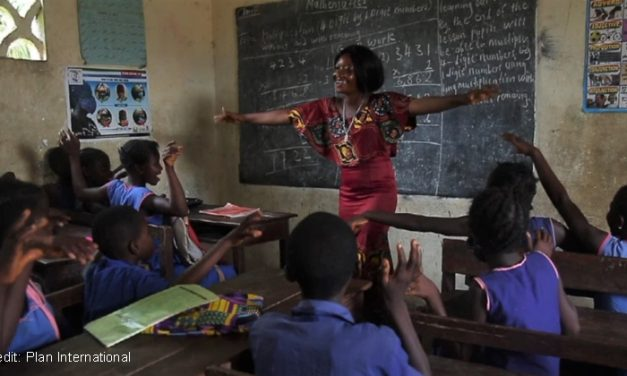 From the community and for the community: Newly qualified female teachers in Sierra Leone