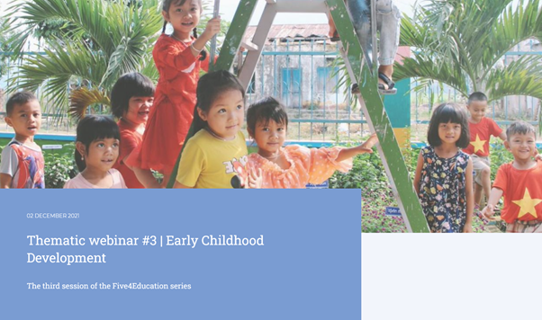 Five4Education - Early Childhood Development